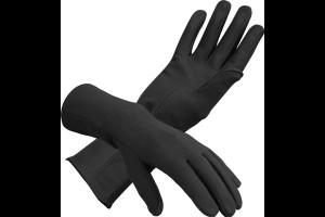 Fire Resistant Gloves W/Printed LOGO