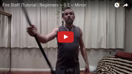 Fire Staff Tutorial | Beginners ~ 0.2 ~ Mirror