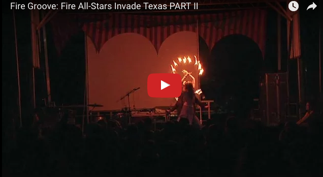 Fire Groove: Fire All-Stars Invade Texas PART II
